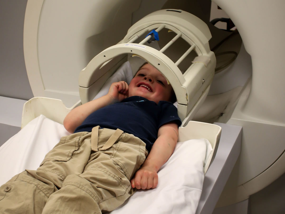 It's Never Too Early to Learn About MRI