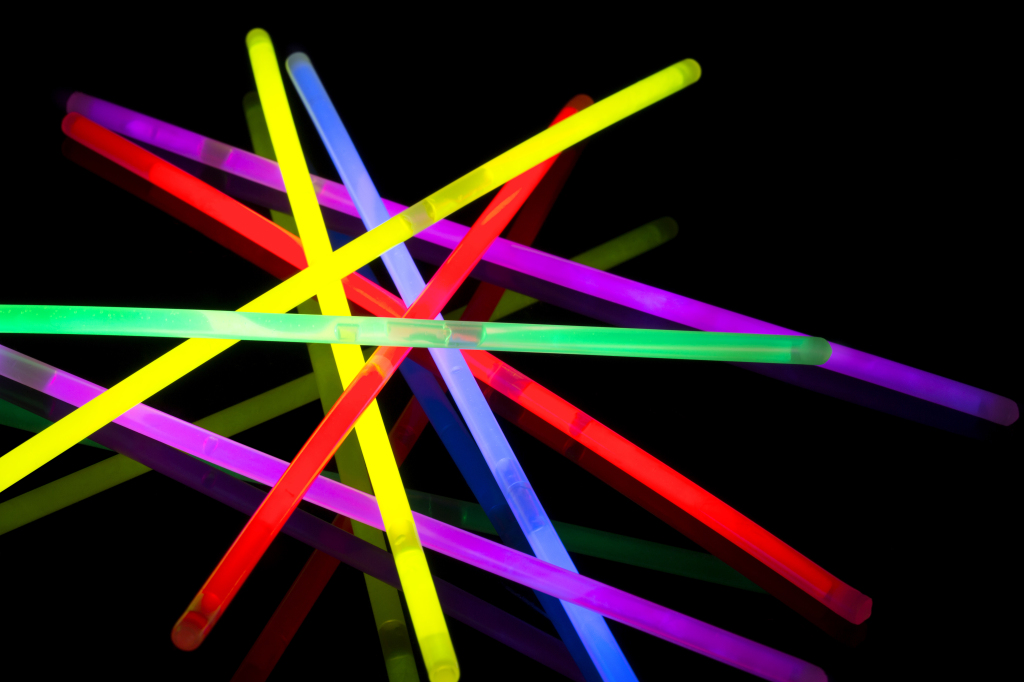 The Possible Role of Glow Sticks—Yes, Glow Sticks—in Treating Alzheimer's