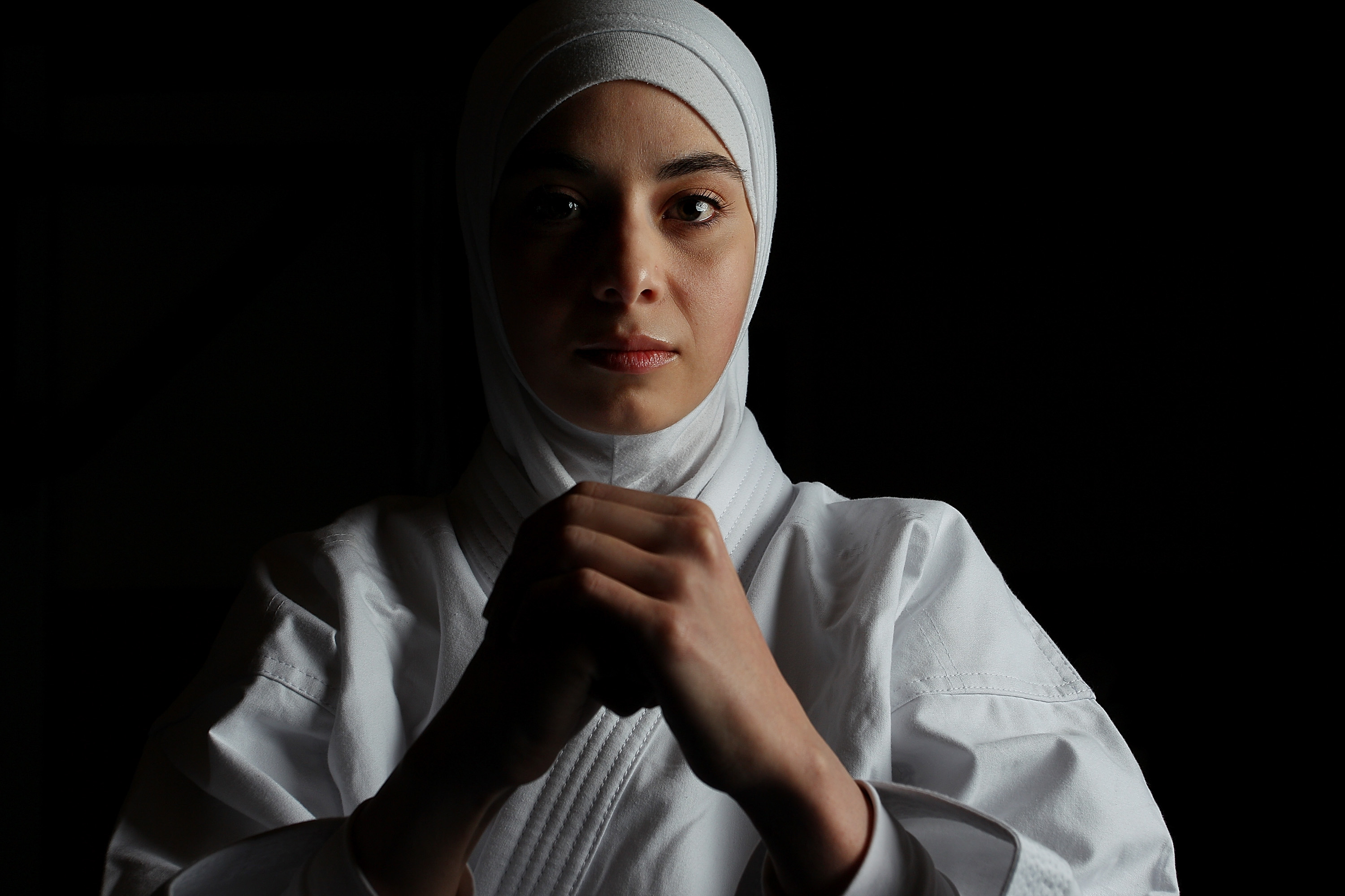 The Secret Lives of Scientists: Fighting stereotypes of women in Islam, one karate kick at a time