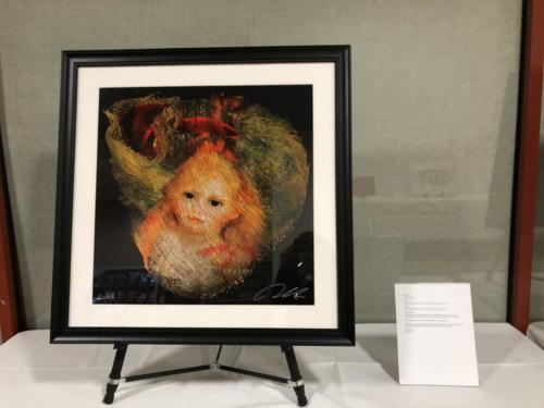 Le petite fille au Coeur pur de Renoir (Renoir's pure-hearted little girl)